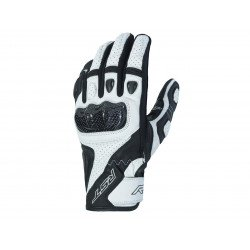 Gants RST Stunt III CE cuir/textile blanc taille L/10 homme