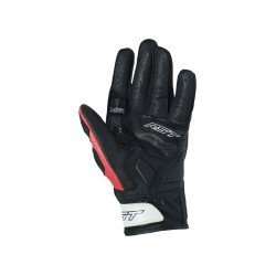 Gants RST Stunt III CE cuir/textile rouge taille M/09 homme