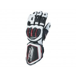 Gants RST Tractech Evo CE cuir blanc taille XS homme