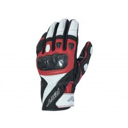 Gants RST Stunt III CE cuir/textile rouge taille XL/11 homme