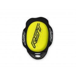 Slider Genou RST jaune fluo taille unique