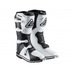 Bottes ANSWER AR1 blanc/noir taille 45