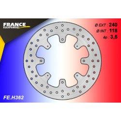 *Disque de frein FE.H362 (inclus 4 trous pour fixation Abs)