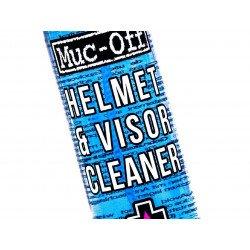 Spray nettoyant casque et écran MUC-OFF Helmet & Visor Cleaner 250ml