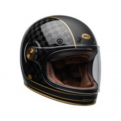 Casque BELL Bullitt Carbon RSD Check-It Matte/Gloss Black taille L