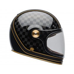 Casque BELL Bullitt Carbon RSD Check-It Matte/Gloss Black taille XL