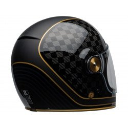 Casque BELL Bullitt Carbon RSD Check-It Matte/Gloss Black taille S