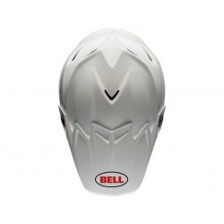 Casque BELL Moto-9 Flex Solid White taille S