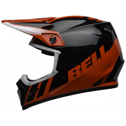 Casque BELL MX-9 Mips Dash Black/Red taille XS