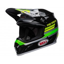 Casque BELL MX-9 Mips Pro Circuit 2020 Black/Green taille 3XL