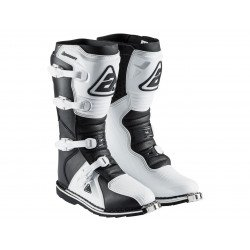 Bottes ANSWER AR1 blanc/noir taille 46