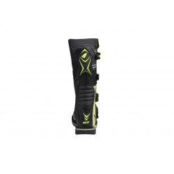 Bottes UFO Obsidian gris/jaune fluo taille 41