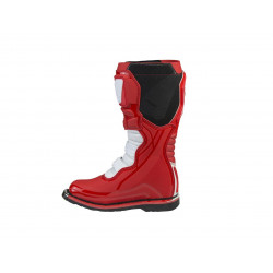 Bottes UFO Obsidian rouge/blanc taille 41