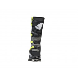 Bottes UFO Obsidian gris/jaune fluo taille 45