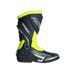Bottes RST TracTech Evo 3 CE cuir jaune fluo 44 homme