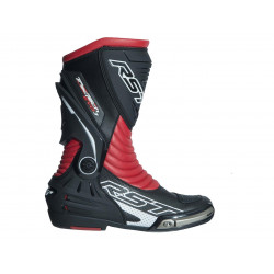 Bottes RST TracTech Evo 3 CE cuir rouge 47 homme