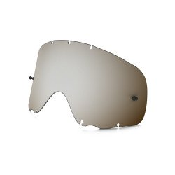 Ecran de rechange OAKLEY Crowbar Lexan Black Iridium