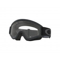 Masque OAKLEY L Frame MX Carbon Fiber écran transparent