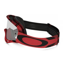 Masque OAKLEY O Frame MX Intimidator Red/Black écran Transparent