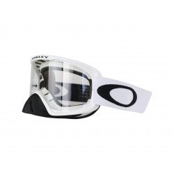 Masque OAKLEY O Frame 2.0 MX Matte White écran transparent + Dark Grey