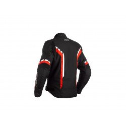 Blouson RST Axis CE textile rouge taille M homme