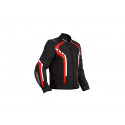 Blouson RST Axis CE textile rouge taille L homme