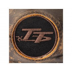 Bottes RST IOM TT Crosby Suede WP CE marron taille 44 homme