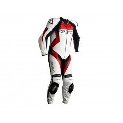 Combinaison RST Tractech EVO 4 CE cuir rouge taille S homme