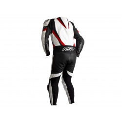 Combinaison RST Tractech EVO 4 CE cuir rouge taille L homme