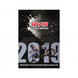 Bagues de friction KAYABA 2pcs Yamaha YZ65