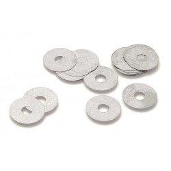Clapets de suspension INNTECK acier Øint.12mm x Øext.24mm x ép.0,25mm 10pcs