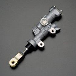 Maître-cylindre de frein arrière sport Ø11 argent Nissin