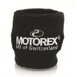 Protection de réservoir de maitre-cylindre Motorex noir
