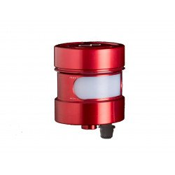 Bocal LIGHTECH rouge l'unite 16 CM3 - OBT002ROS
