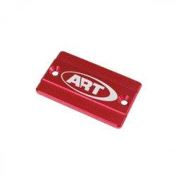 Couvre maître-cylindre ART rouge