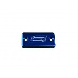 Couvercle de maitre-cylindre avant SCAR bleu