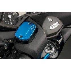 Couvercle de maître-cylindre de frein avant/arrière LIGHTECH alu cobalt Yamaha T-Max 500/530