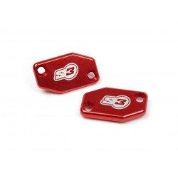Couvercle de maître-cylindre frein S3 rouge Braktec