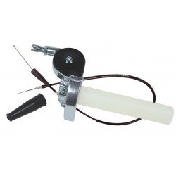 Kit poignée de gaz + câble BIHR 2T Enduro / MX / Supermotard