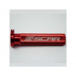 Barillet de gaz SCAR alu + roulement rouge