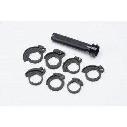 Barillet de gaz Pro Taper Micro pour kit guidon - 7 bagues