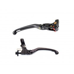 Kit levier repliable/reglable LIGHTECH magnesium Yamaha Fazer/MT