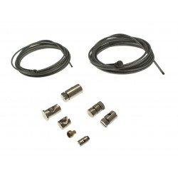 Kit de réparation de câbles gaz + embrayage BIHR universel