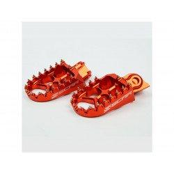 Repose-pieds SCAR Evo orange