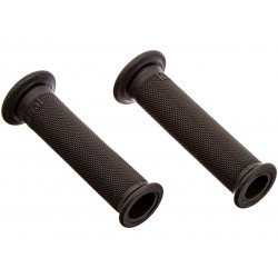 Revêtements RENTHAL Road Race full grip dur noir