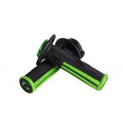 Revêtements ODI Emig Pro V2 Lock-On noir/vert
