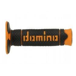 Revêtements DOMINO A260 DSH full grip noir/orange