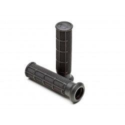 Revêtements PRO TAPER Quad Single Density semi-gaufré souple noir