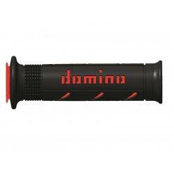 Revêtements DOMINO A250 XM2 Super Soft noir/rouge