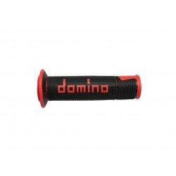 Revêtements DOMINO A450 Street Racing noir/rouge